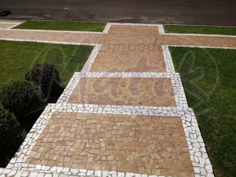 Impermeabilização de pedras