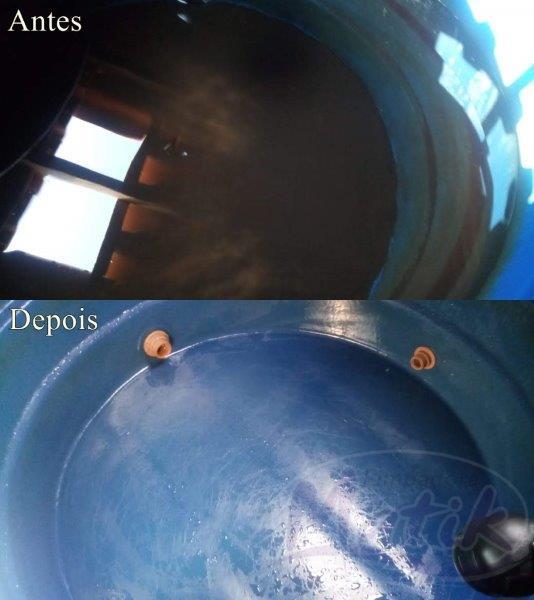 Limpeza de caixa d'água SP preço