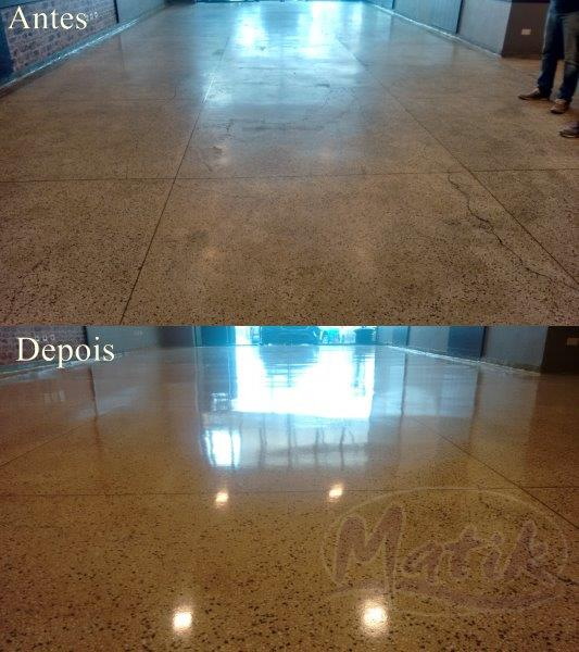 Limpeza de granilite sp