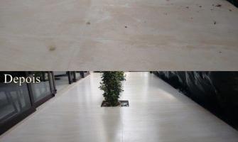 Impermeabilização de mármores e granitos