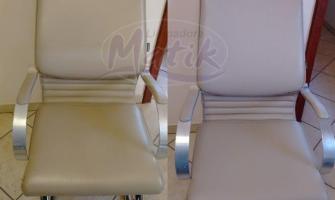 Limpeza de cadeiras estofadas