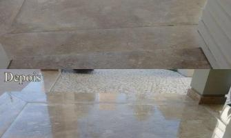 Polimento de mármore